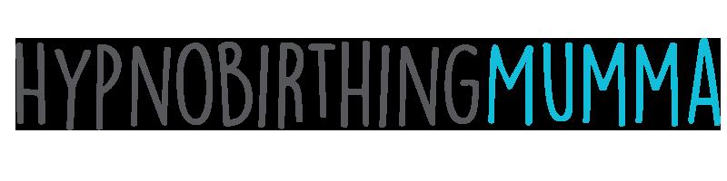 Hypnobirthing logo landing page